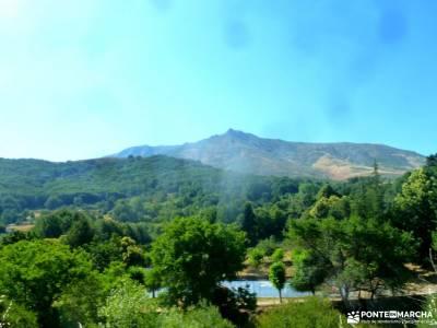 Gredos: Sierras del Cabezo y Centenera;bosque de valsaín canchal de la ceja sierra de somosierra bo